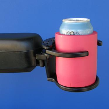 Snap It Products: Power Chair Adjustable Drink Holder - A001A