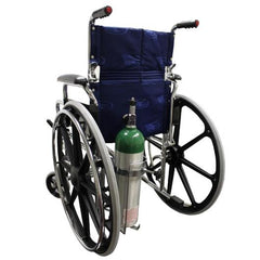 Eagle Health: Oxygen Tank Holder for Wheelchairs
