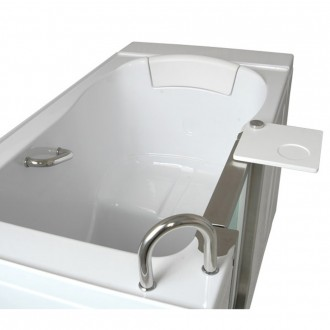 Bathworks Acrylic Walk-in Tub 52
