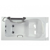 "Image of Bathworks: Acrylic Walk-in Tub 52"" x 30"" x 38"""