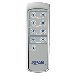 Span-America: Advantage ReadyWide Bed - Controller