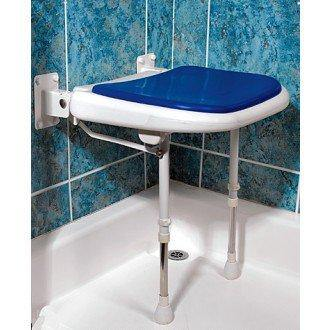 AKW: Padded Fold-Up Shower Seat