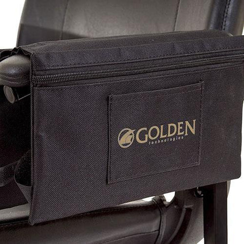 Golden Technologies: Armrest Saddle Bag