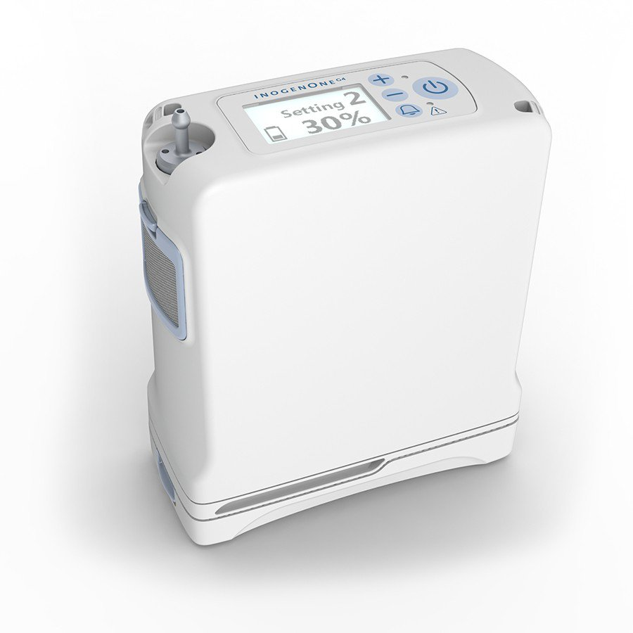 The Inogen One G4 System (IS-400)