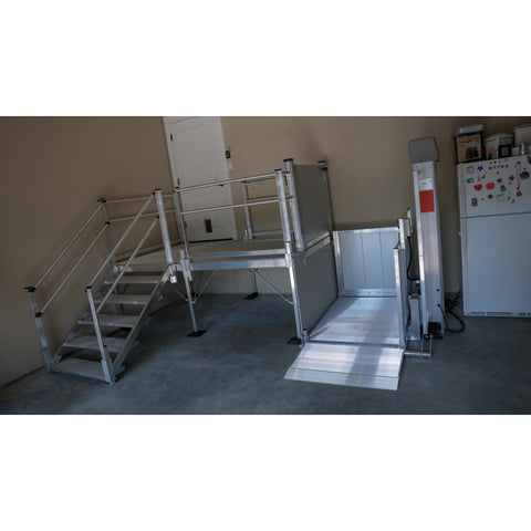 Ez-Access: Passport Vertical Platform Lift