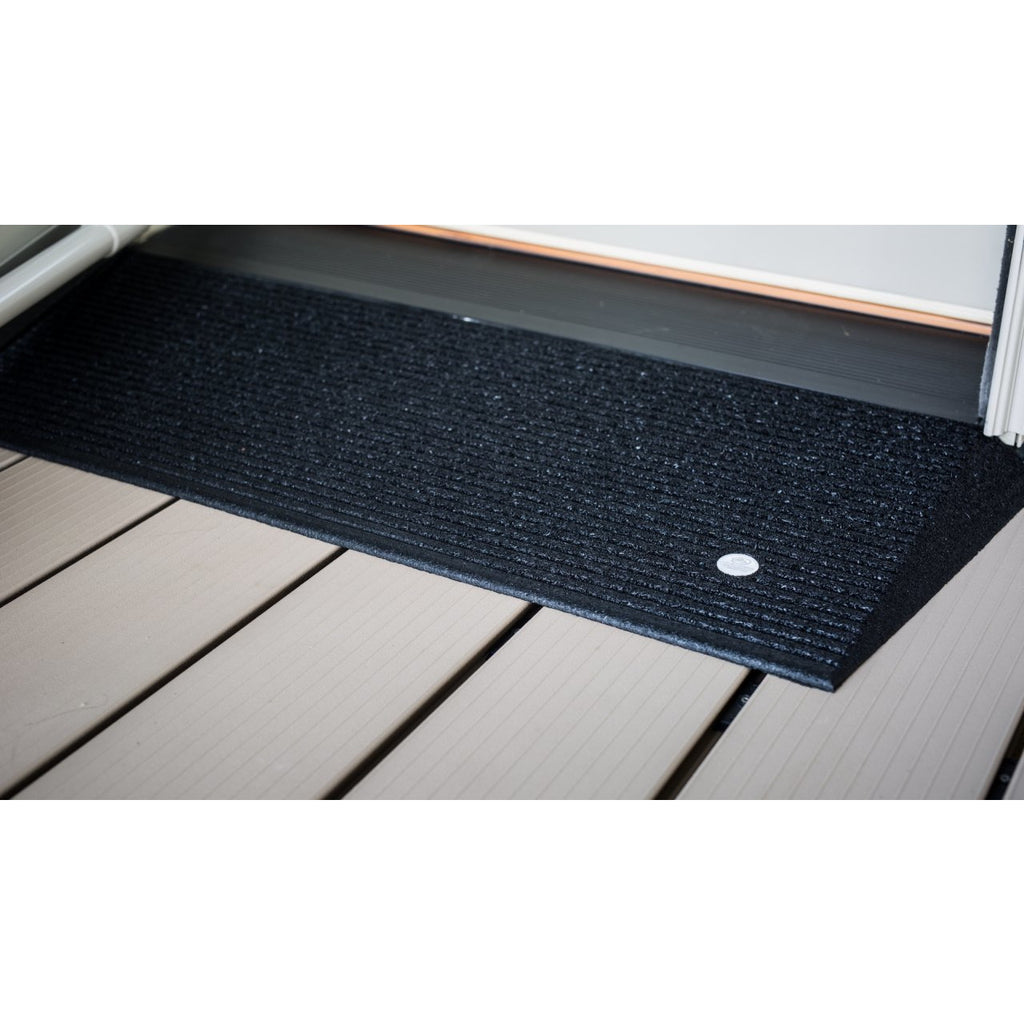 Ez-Access: TRANSITIONS Angled Entry Mat