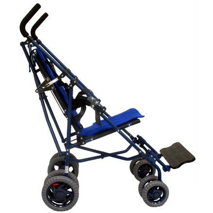 Karman Healthcare:  Pediatric Wheelchair  Stroller side image
