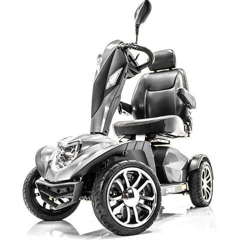 Drive Medical: Cobra GT4 4-Wheel Power Scooter - Mobility Scooters Store
