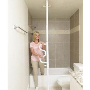 Stander: Security Pole & Curve Bar - 1100