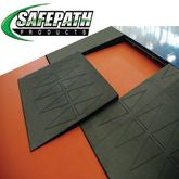 SAFEPATH Products: CourtEdge Reducer Ramps - Plywood