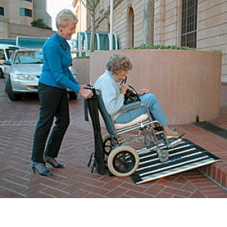DecPac Ramps: Personal Portable Wheelchair Ramp