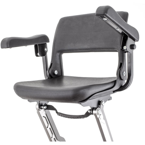 FreeRider: Luggie Elite Scooter - Seat With Armrest