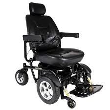 Drive Medical: Trident HD Heavy Duty Power Chair