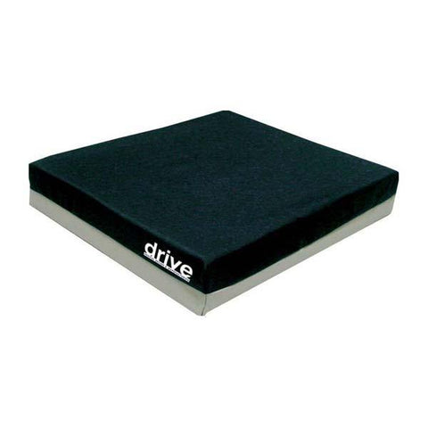 "Drive Medical 2"" Gel Cushion for Wheelchairs and Power Chairs"
