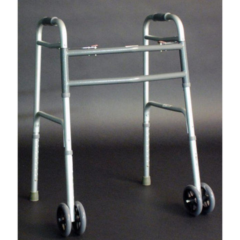 Keen Healthcare: Pro-Basics Narrow Bariatric Walker - PB1091B - Front View