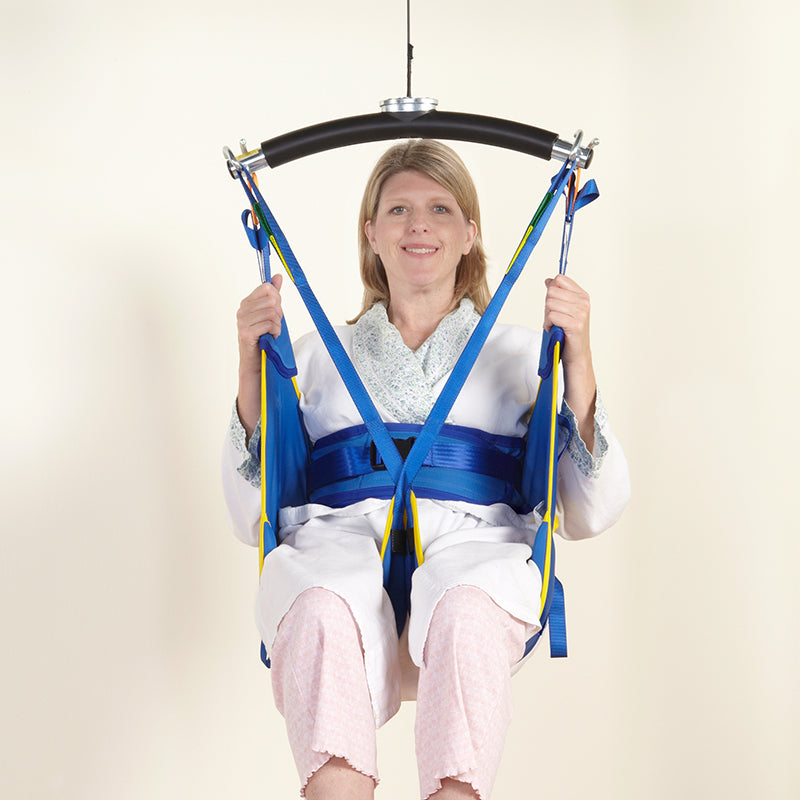Handicare: Dual Access Sling (Polyester with Side Retention Straps) - 8C0700