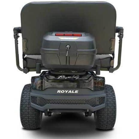 EV Rider: Royale 3 Cargo mobility scooter - Mobility Scooters Store