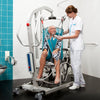 Image of Handicare: Eva Floor Lifts 600EE - 60100003 - Functional View
