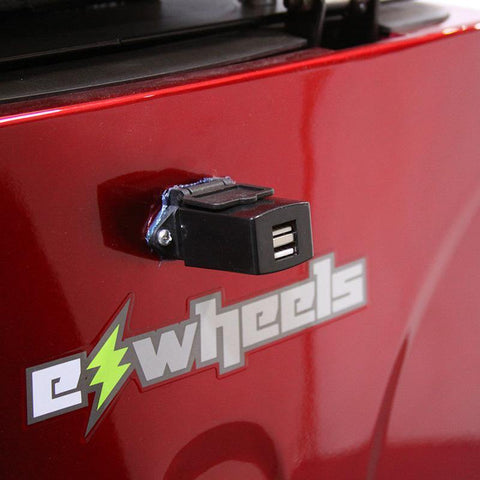 E-Wheels: 36 Scooter-E Wheels-Scooters 'N Chairs
