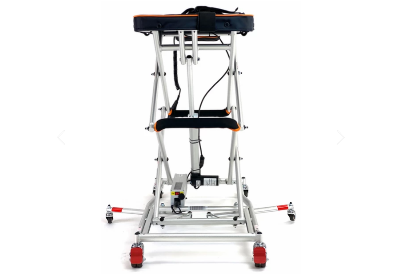 Explorer Mobility: GoLite Portable Mini Lift for Foldable Mobility Scooters and Power Wheelchairs - GL100BA - Front View