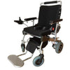 EZ Lite Cruiser: Deluxe Foot Rest Extender Kit - Actual Image