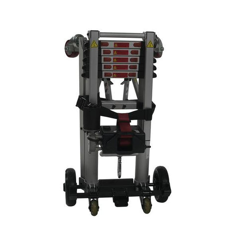 EZ Lite Cruiser: Fordable Portable Lift - Folded Front View