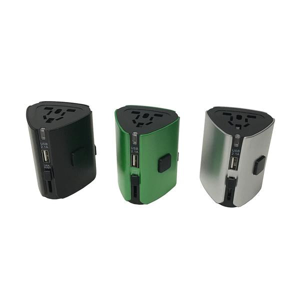EZ Lite Cruiser: International Travel Adapter - Colors View