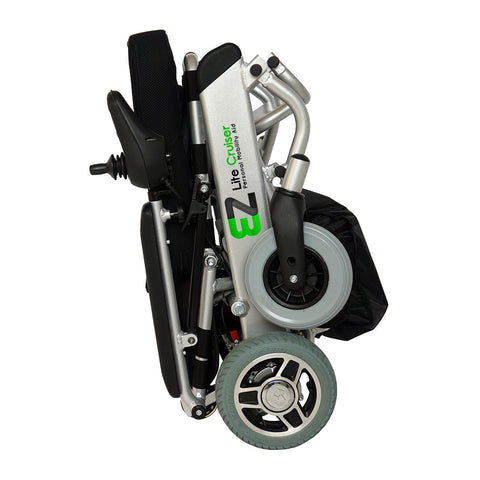 EZ Lite Cruiser: Standard Model - Folded View