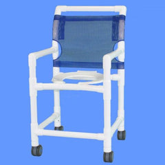Aqua Creek: Shower/Commode Chairs with Heavy Duty Seat