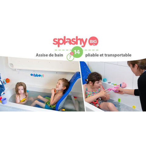 Vipamat: Firefly Splashy Big Bath Seat - Actual Picture