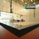 SAFEPATH Products: CourtEdge Reducer Ramps - Basketball Redfloor