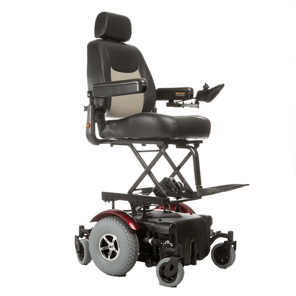 Merits Vision Super Heavy Duty with Elevating Seat
