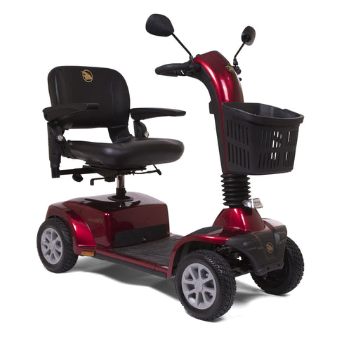 Golden Technologies: Companion 4-Wheel Scooter-Golden Technologies-Scooters 'N Chairs
