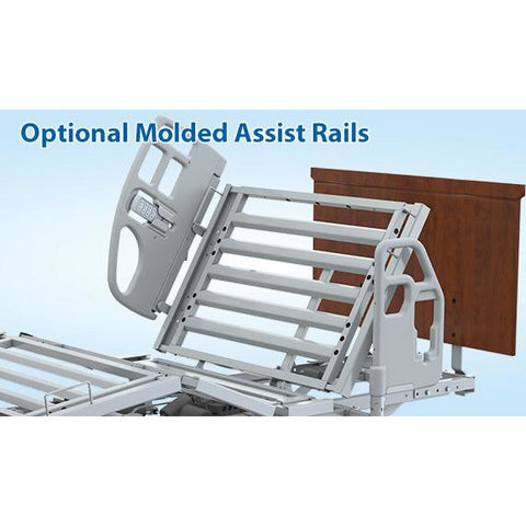 Span-America: Advantage ReadyWide Bed - Rails