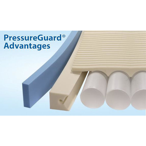Span-America: PressureGuard® Easy Air® XL - L8042XL-29 - Front View