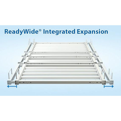 Span-America: Advantage ReadyWide Bed - Wide View