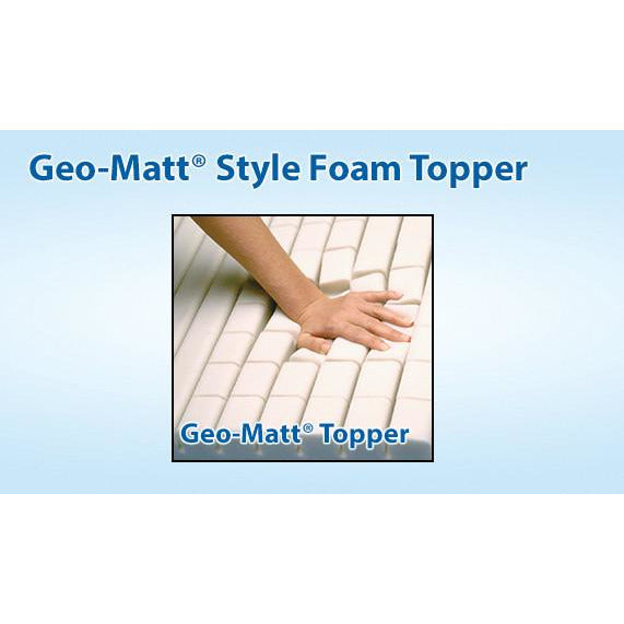 Span-America: Geo-Mattress® Max - MX7535-29 - Top View