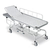 Image of Handicare: Height Adjustable Shower Trolley (Coated Stainless Steel White)
