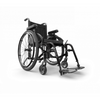 Image of Motion Composites: Folding Wheelchairs Helio - A6 - Black Color