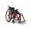 Image of Motion Composites: Folding Wheelchairs Helio - A6 - Burgundy Color