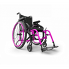Image of Motion Composites: Folding Wheelchairs Helio - A6 - Fuchsia Color