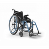 Image of Motion Composites: Folding Wheelchairs Helio - A6 - Steel Blue Color