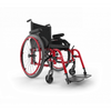 Image of Motion Composites: Folding Wheelchairs Helio - A7 - Burgundy Color