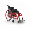 Image of Motion Composites: Folding Wheelchairs Helio - A7 - Red Ferrari Color