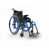 Image of Motion Composites: Folding Wheelchairs Helio - A7 - Sapphire Blue