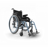 Image of Motion Composites: Folding Wheelchairs Helio - A7 - Steel Blue