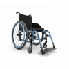 Image of Motion Composites: Folding Wheelchairs Helio C2 - HC2 - Steel Blue