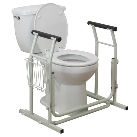 Stand Alone Toilet Safety Rail - RTL12079