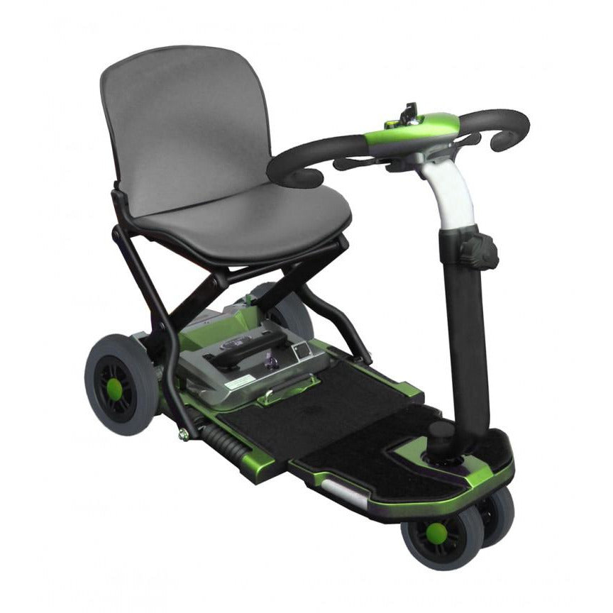 Karman Healthcare: Portable Folding Mobility  Power Wheelchair  – iTravel ™ Main image