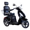 E-Wheels: EW-36 Elite Scooter - Black Color